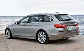 2010 BMW 5-series Touring – News – Car and Driver