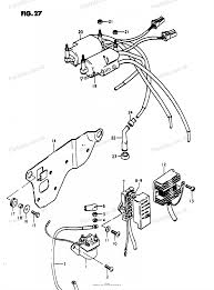 Suzuki gs550 wiring diagram gs550e gs550l 1980 1981 1440