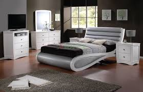 najarian furniture contemporary bedroom set zeno na zebset modern