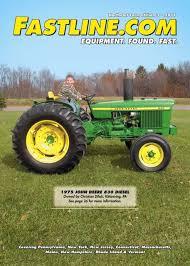 Brillion Landscape 64 Seeder Chart Tractor Of The Month Fastline Publications