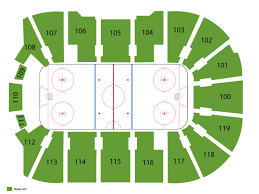 Sound Tigers Seating Chart Bridgeport Sound Tigers Tickets At Webster Bank Arena At Harbor Yard On April 4 2020 At 7 00 Pm