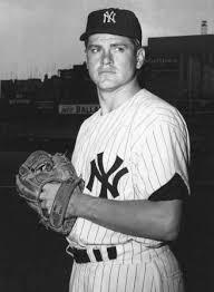Bob Turley, Pitcher   Yankees baseball, Yankees players, Ny yankees