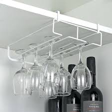 glass holder rack water