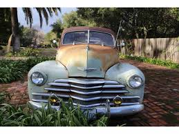 1948 Chevrolet Fleetmaster for Sale | ClassicCars.com | CC-977019