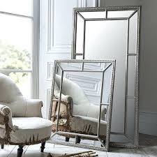 white leaning floor mirror. Large Rectangular Mirror For Walls Homely Ideas Oversized Leaning Floor Mirrors Awesome White Wall Framed R
