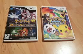 Pokemon Games Wii in PR1 Preston für 18,00 £ zum Verkauf