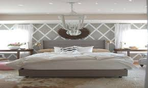 ... Home Design : Simple Wall Decorating Ideas White Grey Bedroom Accent  Wall Ideas With Regard To ...