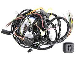 1969 ford mustang headlight wiring harness for cars equipped image is loading 1969 ford mustang headlight wiring harness for cars