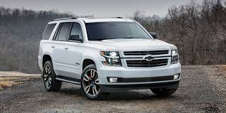 2018 Tahoe Full Size Suv 7 Seater Suv Chevrolet | 2018-2019 Car ...