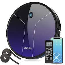 Onson J20c 2020 Mới Slim 2100pa Con Quay Hồi Chuyển Quang Học Dòng Chảy  Navigation Wifi Robot Máy Hút Bụi - Buy Robot Chân Không Wifi,Hút Chân  Không Robot 2020,Robot Product on