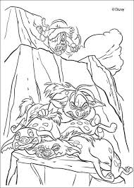 Small Picture Scar tumbles off the cliff coloring pages Hellokidscom
