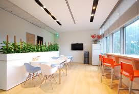 corporate office interior design. The Corporate \u201ccolour\u201d Blue Is Used In Carpet To Enhance Identity. Office Interior Design