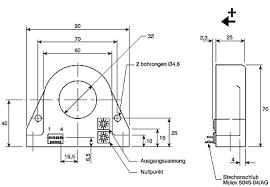 hta 500 s lem current sensor ±1000 a lem lem current transducers