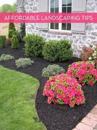 simple landscaping ideas home. 10 Tips For Landscaping On A Budget Simple Ideas Home .