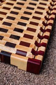 3d end grain cutting board plans. end grain cutting board 3d diy plans