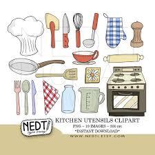 kitchen tools clipart. Perfect Tools Kitchen Utensils Clip Art Nedti On Deviantart Clipart Of Kitchen Utensils  Layout Design Minimalist Throughout Tools