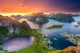 Norway Country Wallpaper
