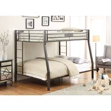Limbra Black Full / Queen Bunkbed - Free Shipping Today - Overstock.com -  18538731