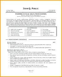 Sales Rep Sample Resume Best Medical Sales Resume Sample Marcorandazzome