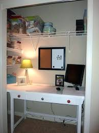 closet office space. Closet Office Design Ideas Full Size Of How To Turn A Into Space