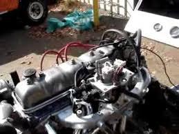 Restoration 1974 FJ40 2F Engine Fuel Injection | Video 6 - YouTube