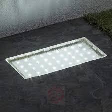 recessed floor lighting. Walkover LED Recessed Floor Light, 20 Cm Lighting T