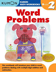 Kumon Publishing | Kumon Publishing | Grade 2 Word Problems