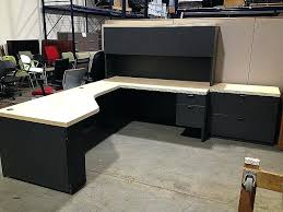 office depot l shaped desk. Magellan Office Furniture Collection Awesome Black L Shaped Desk With Hutch Plus Storage . Depot