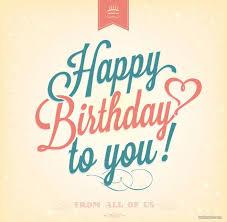 Happy Birthday Greetings Card 25