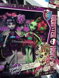zombie dance roce and venus monster high toy fair 2016