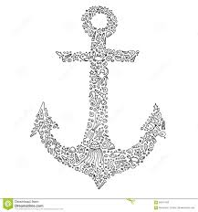coloring pages of anchors 2939