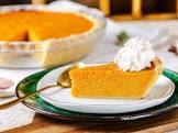 autumn pumpkin gingersnap pie