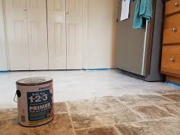 step one clean clean clean the floor and area you are going to work in i used krud kutter and swept and cleaned the floor 3x before taping off edges of