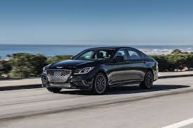 2018 Genesis G80 Starts At $42,725, 3.3T Sport Priced From $56,225 - Motor  Trend R