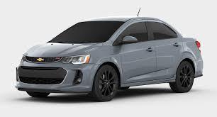 Chevrolet Sonic Sedan 2017 3D | CGTrader