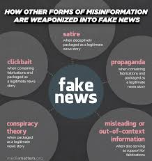 how facebook s fake news ecosystem empowers total lies conspiracy theories propaganda and simply made up lies on random internet platforms a solitary lie might not have much of an impact