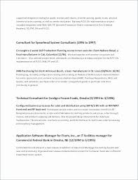 Monster Sample Resume Unique Monster Resume Samples Fresh It Services Quotes Beautiful Resume