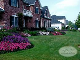 Front Yard Planting Design traditional-landscape