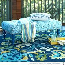blue indoor outdoor rug green firdaus me