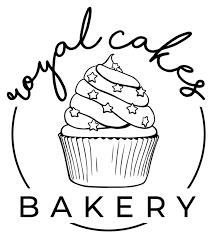 Royal Cakes Bakery Kendra Mechling Graphic Design 3d