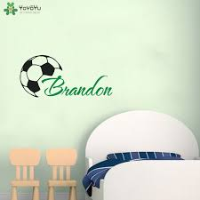 boys room personality football poster