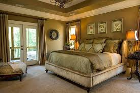 gold curtains bedroom gold tan brown ideas bedroom traditional with nightstand lined curtains and ds cream