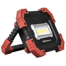 Dorcy Pro Series Ac Dc Rechargeable Portable Work Light 1500 Lumen Ultra Hd Rechargeable Utility Light Power Bank