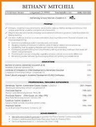 12 Resume Teachers Prefix Chart