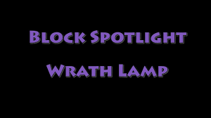 Feed The Beast Light Sources Wrathlamp Feed The Beast Wiki