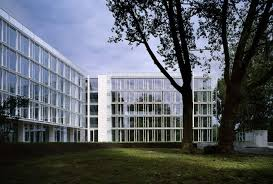 contemporary office building. Two New Additions To The Existing Feldmühle Office Building Create A Contemporary Environment For Major International Law Firm.