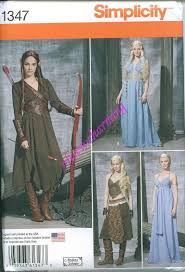 Game Of Thrones Costume Patterns