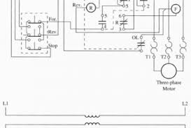 3 phase motor starter wiring diagram wiring diagram and hernes 3 phase electric motor starter wiring diagram auto