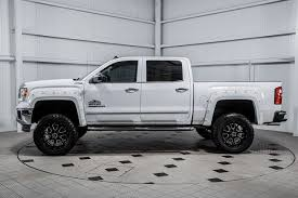 gmc trucks 2014 white. 2014 gmc sierra 1500 slt rocky ridge lifted 15571318 3 gmc trucks white