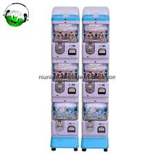 Toy Capsule Vending Machine Magnificent China Three Layer Style Coin Machines Toy Capsule Vending Machine
